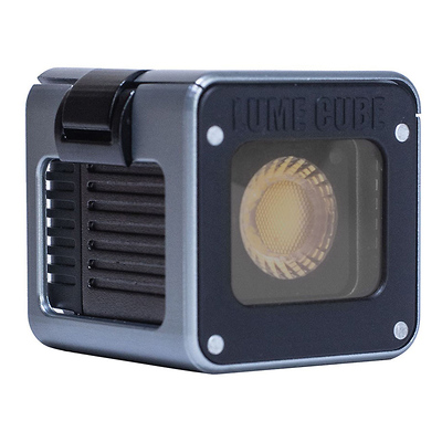 Light-House Aluminum Housing for Lume Cube with 3 Magnetic Diffusion Filters Image 0