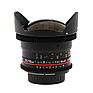 12mm T3.1 ED UMC Cine DS Fisheye Lens - Nikon F Mount - Open Box