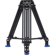 A674TM Aluminum Tandem-Leg Video Tripod (100mm Bowl) Image 0