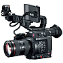 EOS C200 EF Cinema Camera and 24-105mm Lens Kit