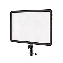 LEDP-260C Portable Dimmable LED Video Light with RC-A5 Remote Control Image 0