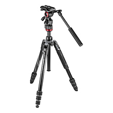 Befree Live Video Tripod Kit with Twist Leg Locks Image 0