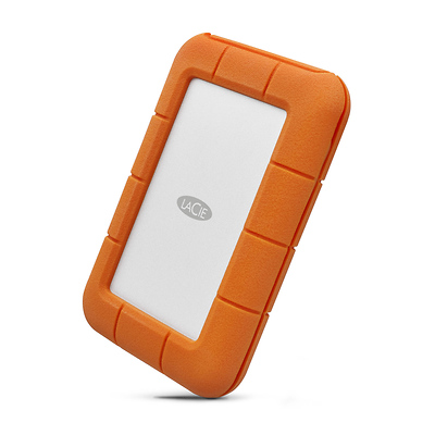 2TB USB 3.1 Gen 1 Type-C Rugged Secure Portable Hard Drive Image 0