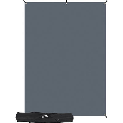 X-Drop Kit (5 x 7 ft., Neutral Gray) Image 0