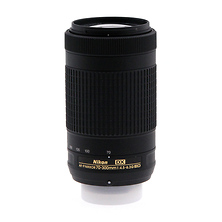 AF-P DX NIKKOR 70-300mm f/4.5-6.3G ED Lens - Open Box Image 0