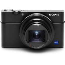Cyber-shot DSC-RX100 VI Digital Camera (Black) Image 0