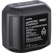 Battery for AD600-Series Flash Heads Image 0