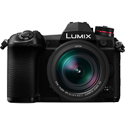 Lumix DC-G9 Mirrorless Micro Four Thirds Digital Camera with 12-60mm Lens
