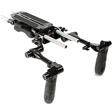 REVOLT VCT Universal Baseplate with Telescopic Handles Image 0