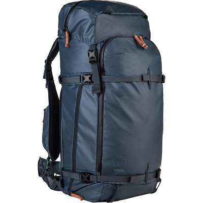 Explore 60 Backpack Starter Kit with 2 Small Core Units (Blue Nights) Image 0