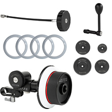 Follow Focus Kit with Single 15mm Rod Clamp Image 0