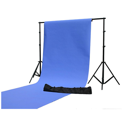 Zuma 8 x 10 ft. Background Stand with Bag Image 0