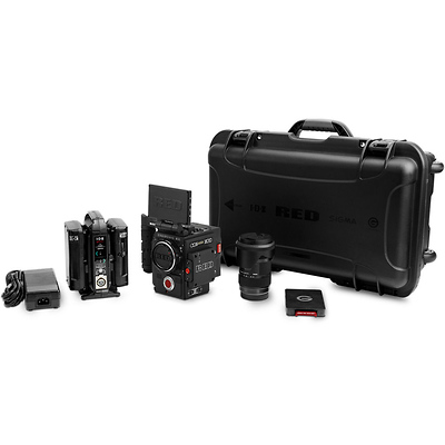 DSMC2 DRAGON-X Camera Kit (2018 Unified DSMC2 Lineup) Image 0
