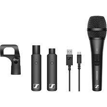 XSW-D Vocal Set - Digital Wireless Microphone System with Plug-On Transmitter and Handheld Mic (2.4 GHz) Image 0