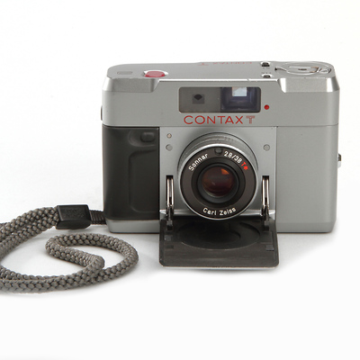 T Rangefinder Outfit Camera (Chrome) - Used Image 0