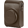 C-Lux Leather Case (Taupe)