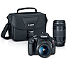 EOS Rebel T7 Digital SLR Camera with 18-55mm and 75-300mm Lenses