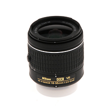 AF-P DX NIKKOR 18-55mm f/3.5-5.6G VR Lens - Open Box Image 0