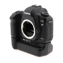EOS 5D Mark II Digital Camera Body w/ BG-E6 Grip - Pre-Owned Image 0
