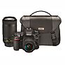 D7500 Digital SLR Camera with 18-55mm and 70-300mm Lenses