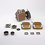 Technika IV 6x9 Three Lens Kit with Pelican Case - Used