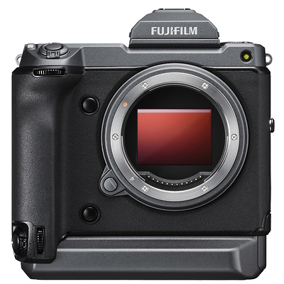 GFX 100 Medium Format Mirrorless Camera Body Image 0