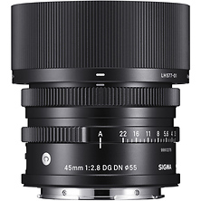45mm f/2.8 DG DN Contemporary Lens for Sony E Image 0