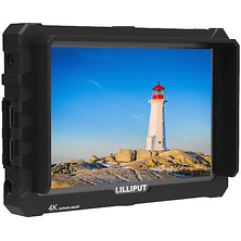 A7S 7 in. Full HD Monitor with 4K Support (Black Case) Image 0