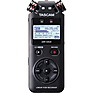 DR-05X 2-Input / 2-Track Portable Audio Recorder with Onboard Stereo Microphone