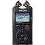DR-40X 4-Channel / 4-Track Portable Audio Recorder with Adjustable Stereo Microphone