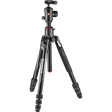 Befree GT XPRO Aluminum Travel Tripod with 496 Center Ball Head Image 0
