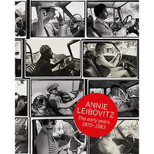 Annie Leibovitz: The Early Years, 1970-1983 - Hardcover Book Image 0
