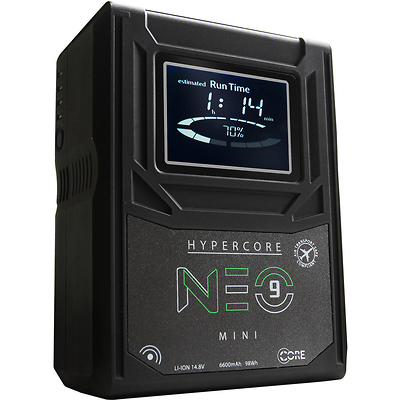 Hypercore NEO 9 Mini 98Wh Lithium-Ion Battery (V-Mount) Image 0