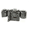 F3 Camera with MF-4 Back and Film Loader - Pre-Owned