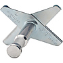 Baby Drop Ceiling Adapter with 5/8 in. Stud
