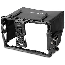 Atomos 7 in. Monitor Cage with Sunshade Image 0