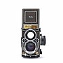 Rolleiflex 2.8 GX Edition 60 Year Gold Plate - Pre-Owned