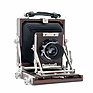 Woodman 4x5 Camera with 150mm f/6.3 Lens - Pre-Owned