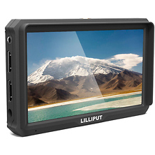 A5 5 in. 4K HDMI Full HD On-Camera Monitor Image 0