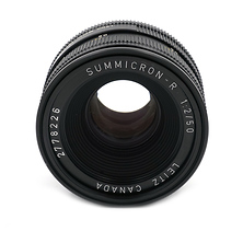 Leica | Summicron 50mm 2.0 - R Leitz Canada Manual Focus Lens - Pre-Owned | Used Image 0