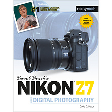 David D. Busch Nikon Z7 Guide to Digital Photography - Paperback Book Image 0