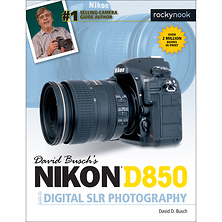 David D. Busch Nikon D850 Guide to Digital SLR Photography - Paperback Book Image 0