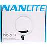 Halo 14 Dimmable Adjustable Bicolor 14 in. LED Ring Light Thumbnail 15
