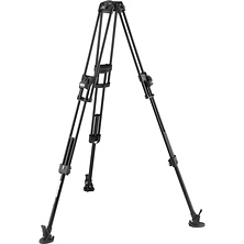 645 Fast Twin Leg Video Tripod with Ultra L-Lock Mechanism (Aluminum) Image 0