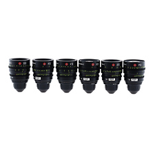 SUMMICRON-C Six PL Mount Lens Set - Pre-Owned Image 0