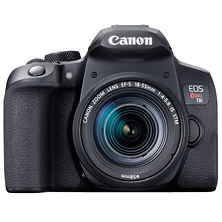 EOS Rebel T8i Digital SLR Camera with 18-55mm Lens Image 0