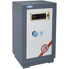 IHS70X Electronic Humidity Control and Safety Cabinet with Fingerprint Scanner Image 0