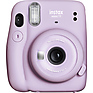 INSTAX Mini 11 Instant Film Camera Bundle (Lilac Purple) Thumbnail 1