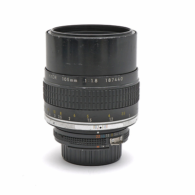 105mm f/1.8 AIS Lens - Pre-Owned Image 0