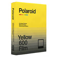 600 Black and Yellow Film (Duochrome Edition, 8 Exposures) Image 0